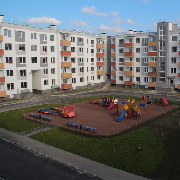 ЖК Новый Петергоф