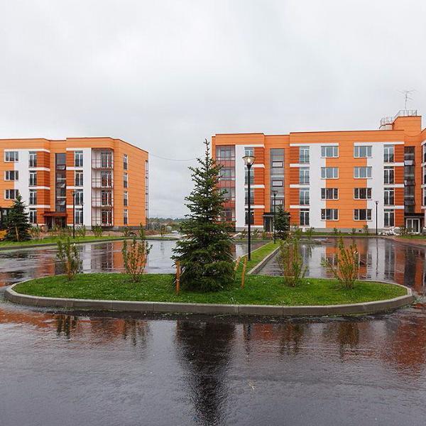 ЖК Образцовый квартал на Царскосельских холмах