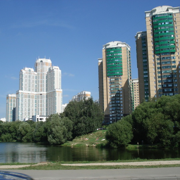 ЖК Загорье, Москва