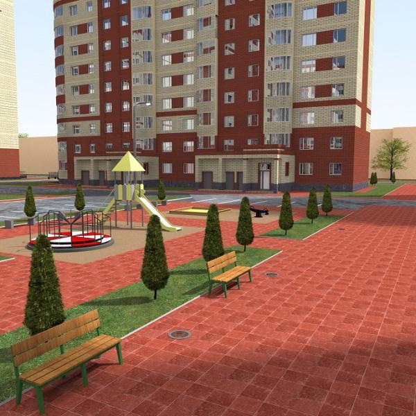 ЖК Центральный, Воскресенск