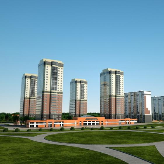 ЖК Volga Life (Волга лайф), Тверь