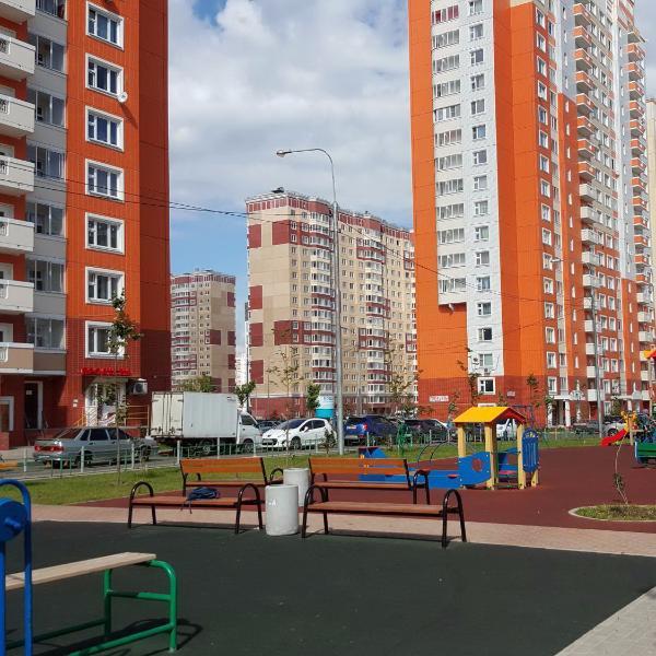 ЖК Бутово Парк 2