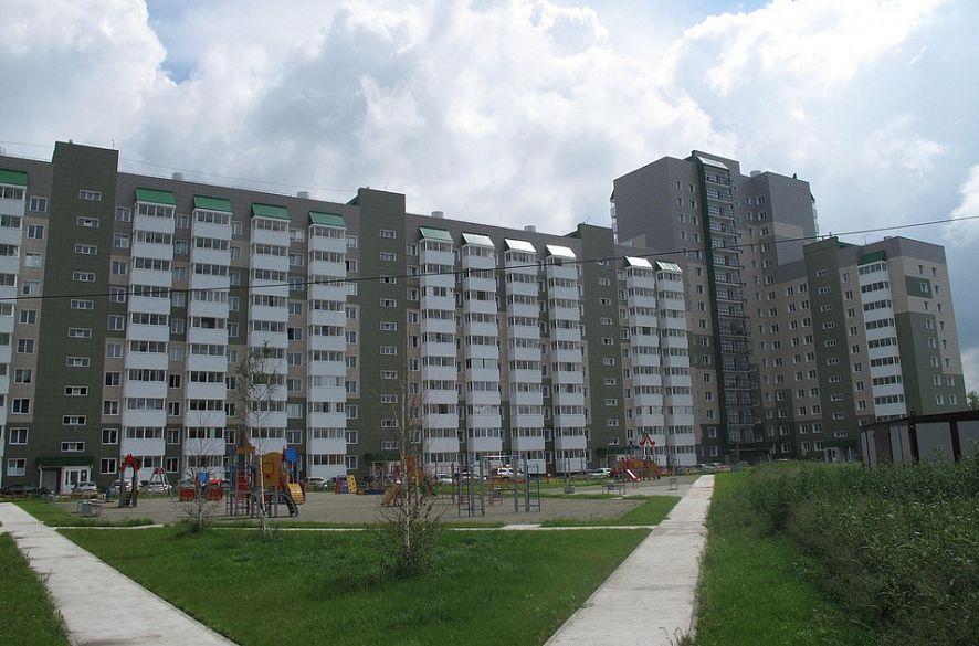ЖК Балтийская крепость, Барнаул