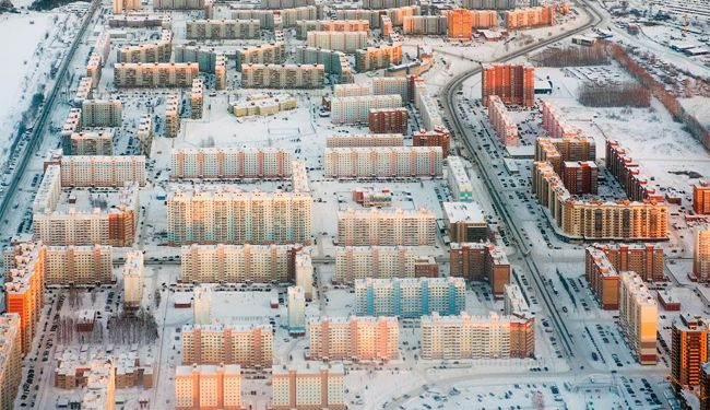 ЖК Микрорайон Родники, Новосибирск
