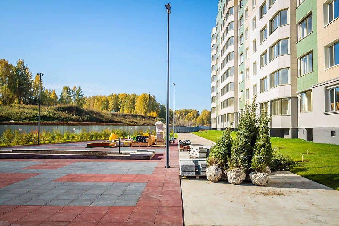 ЖК Микрорайон IV, Новосибирск