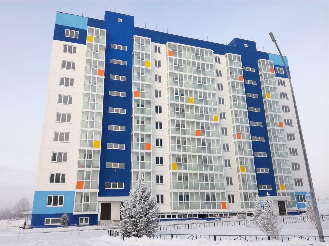 ЖК Плющихинский квартал, Новосибирск