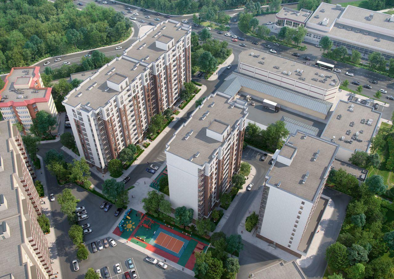 ЖК Тургеневский квартал, Анапа
