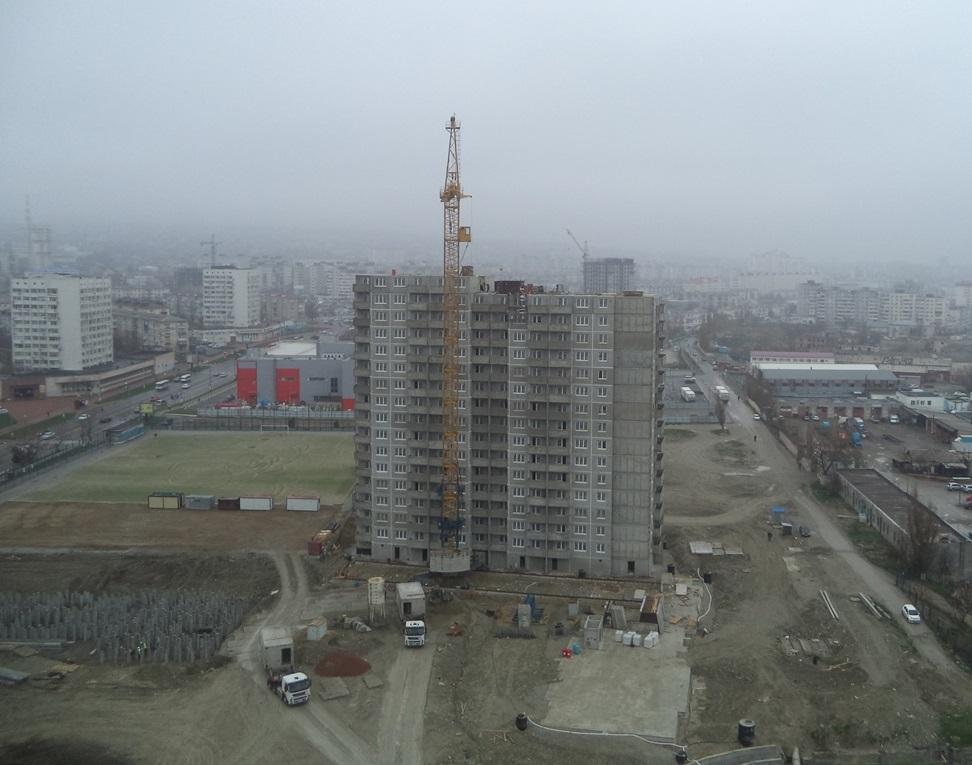 ЖК Малая земля, Новороссийск