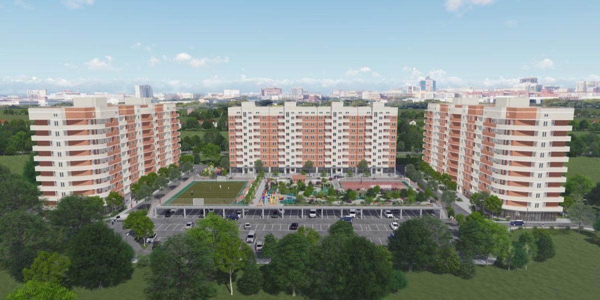 ЖК Инсити-Парк, Краснодар