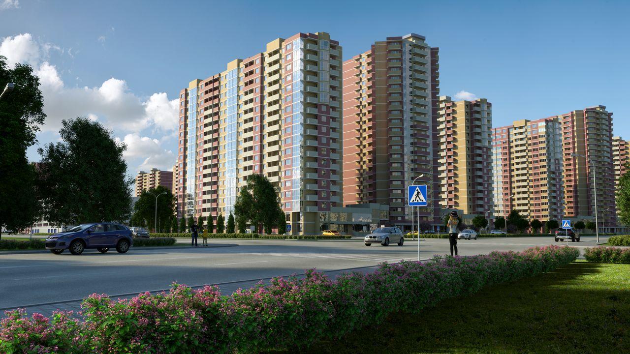 ЖК Бауинвест, Краснодар