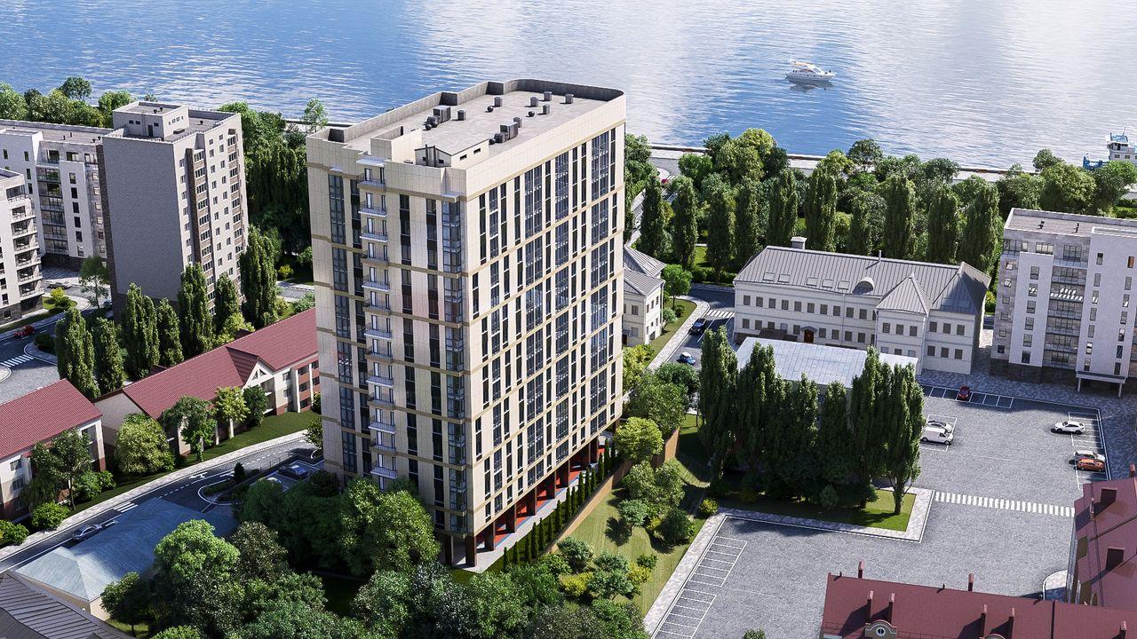 ЖК Вдохновение, Ростов-на-Дону