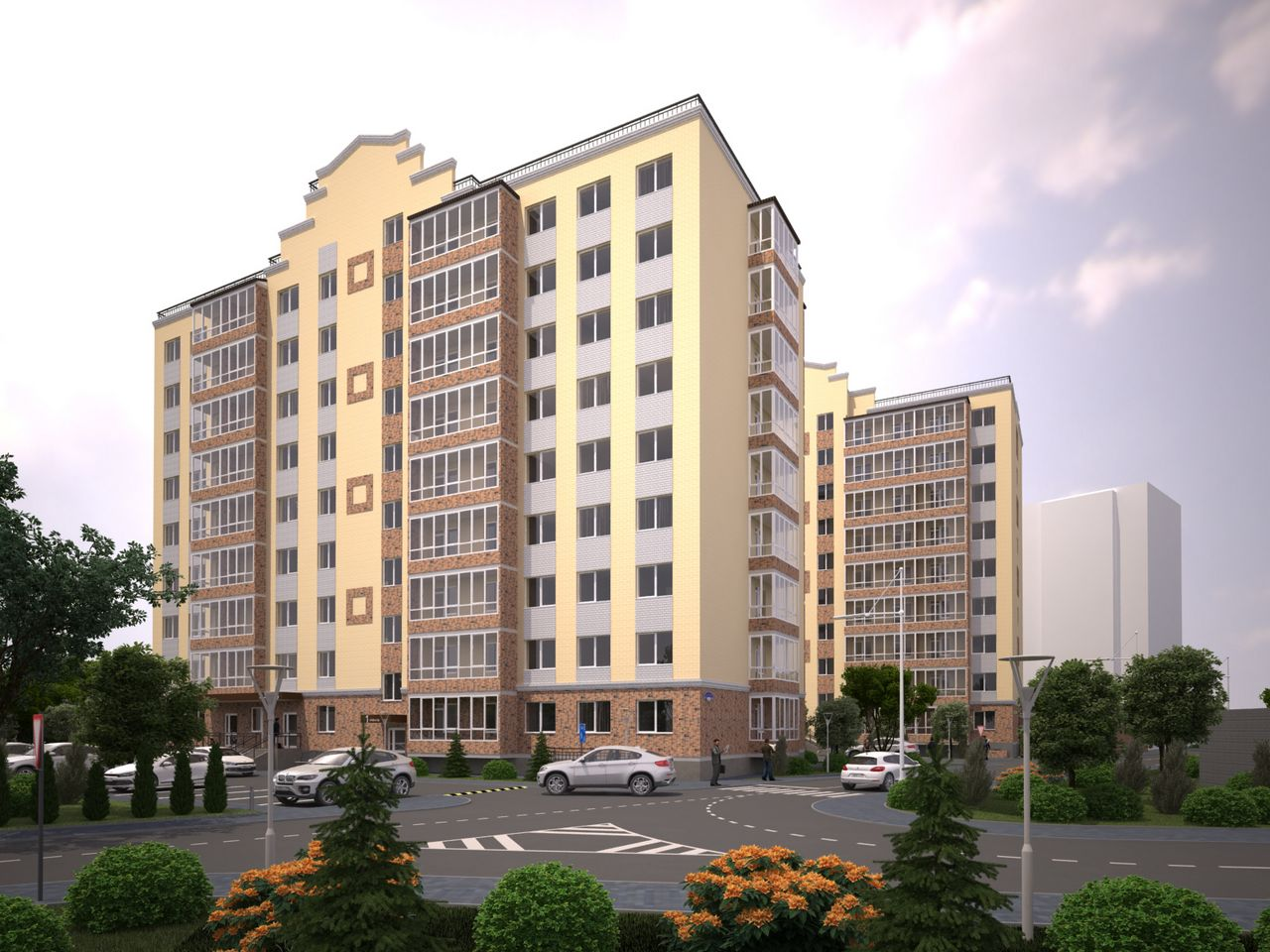 ЖК Суворов, Аксай