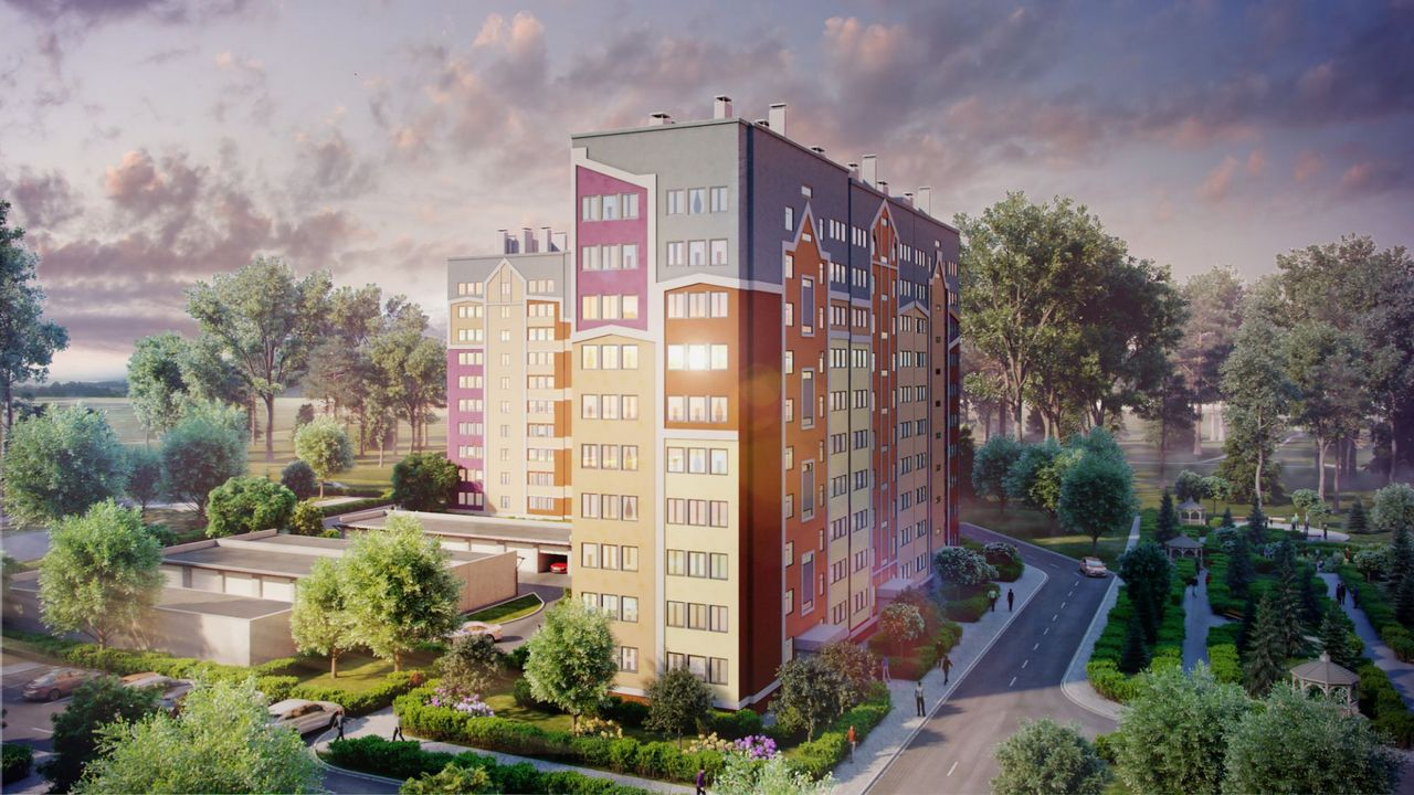 ЖК Архитектор 3, Севастополь