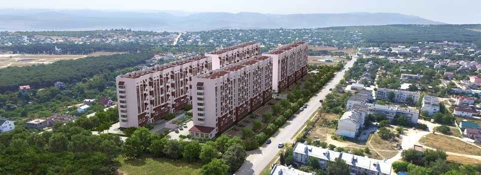 ЖК Дергачев, Севастополь