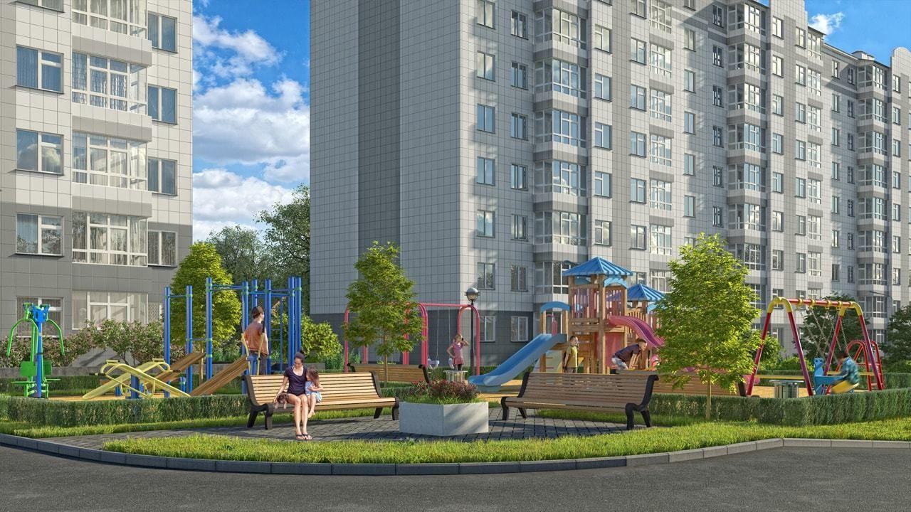 ЖК на бульваре Ленина, Симферополь
