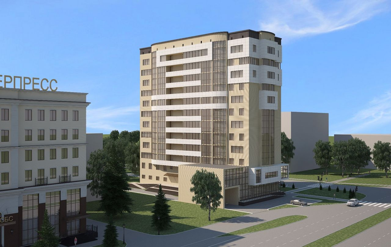 ЖК Лермонтоff, Ставрополь