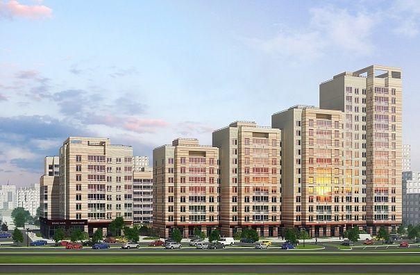 ЖК Солнечный от Астра, Екатеринбург