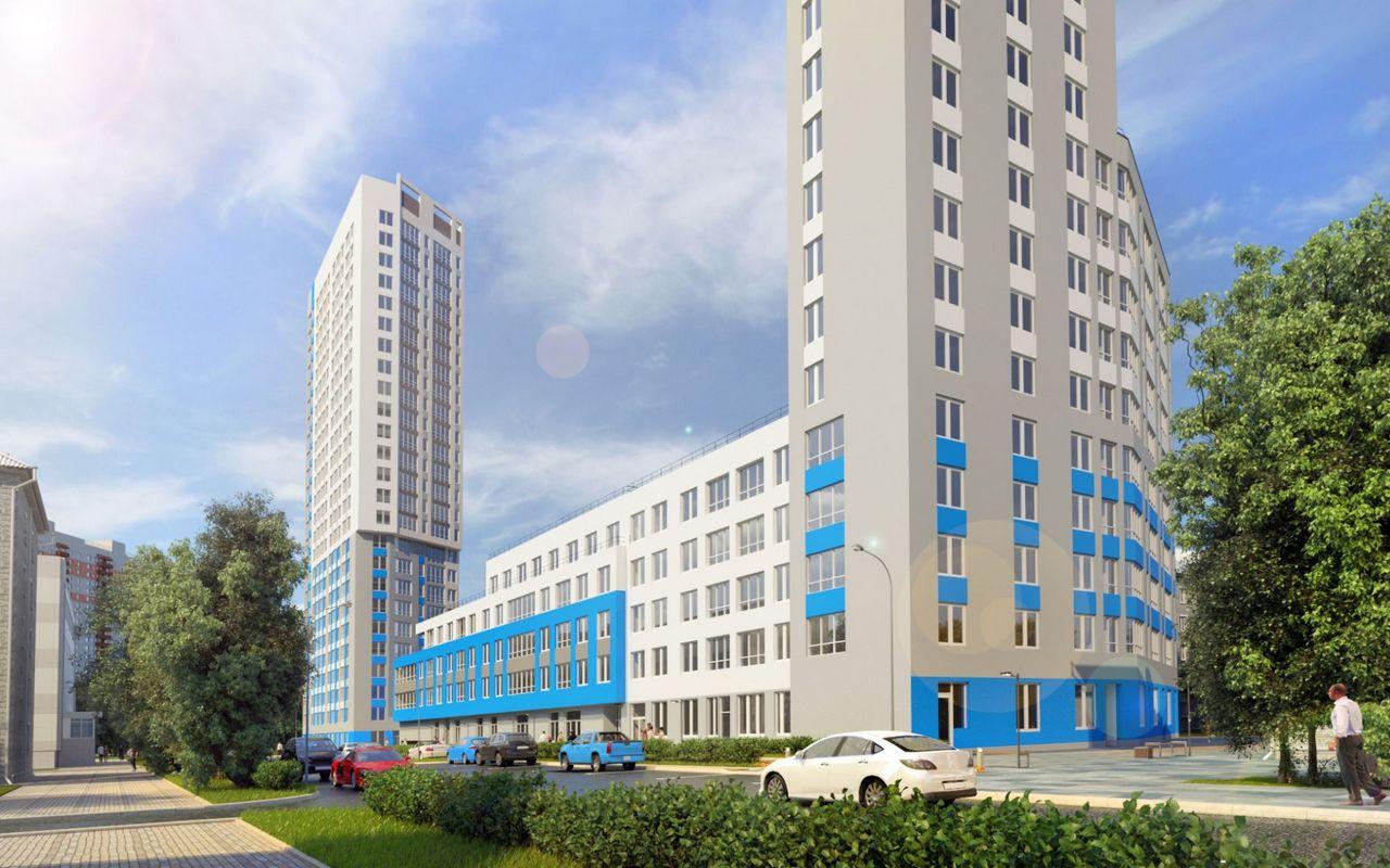 ЖК Стрелки, Екатеринбург