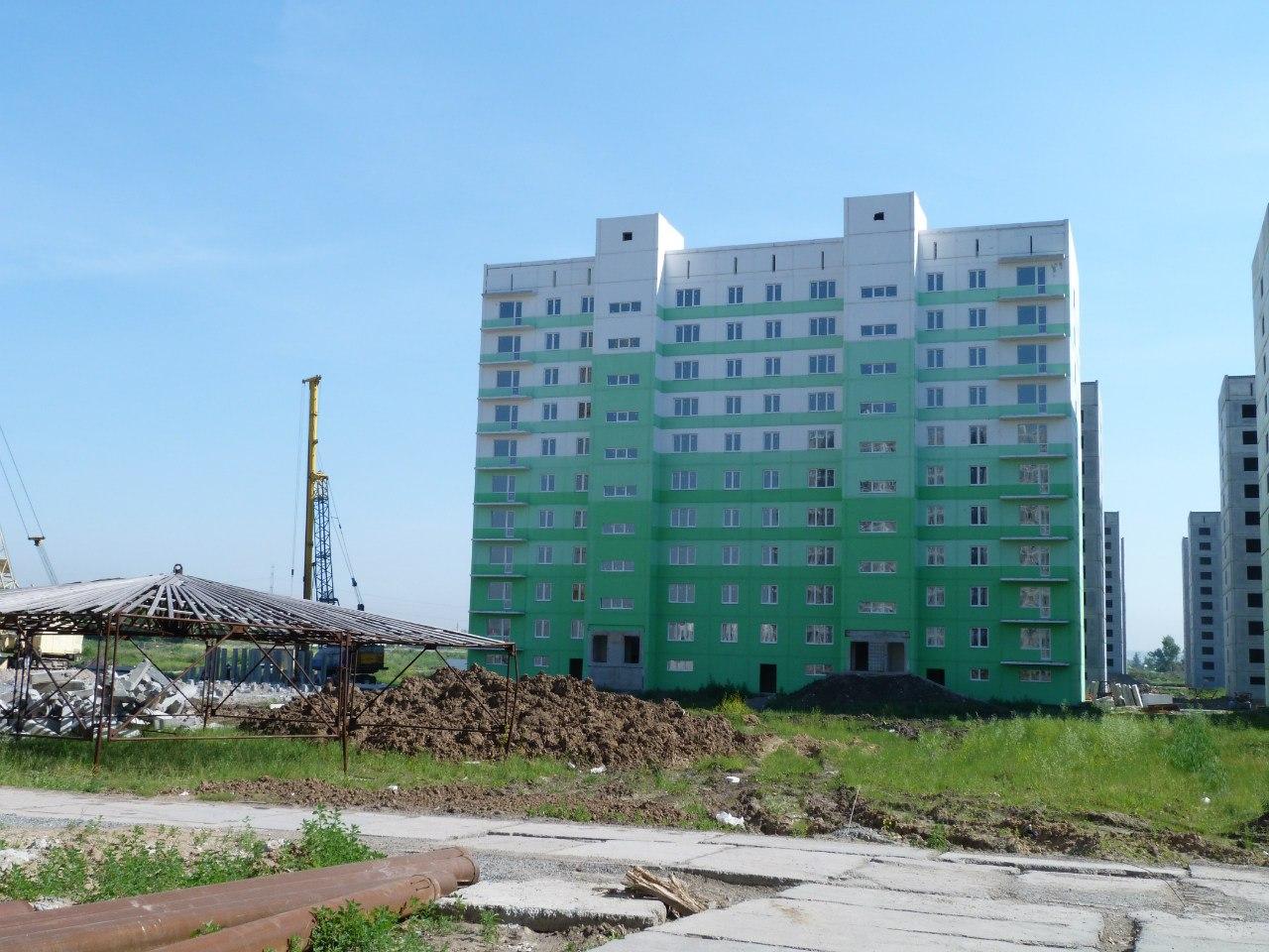 ЖК Просторный, Новосибирск