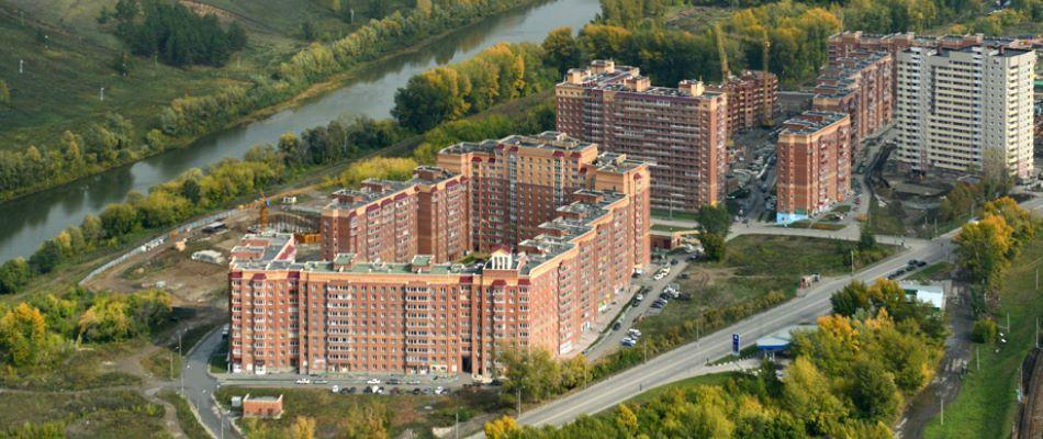 МКР Весенний, Новосибирск