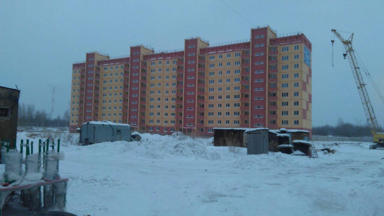 ЖК Пролетарская, 271/5, Новосибирск