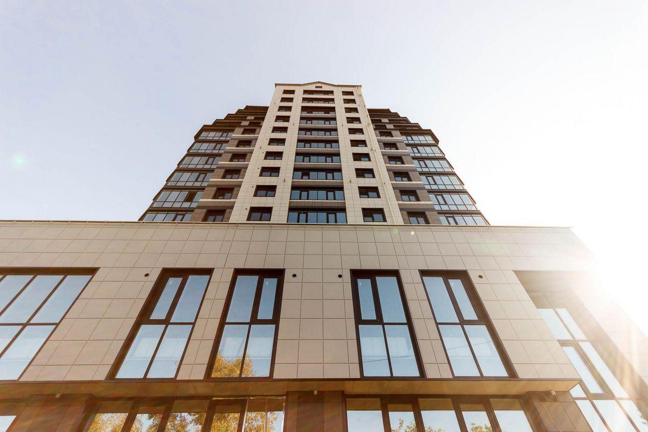ЖК по ул. Интернациональная 47, Барнаул